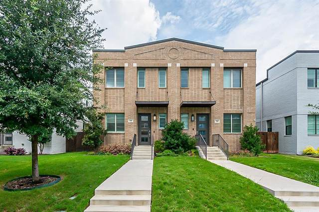 218 Wimberly Street, Fort Worth, TX 76107 (MLS #14651043) :: All Cities USA Realty