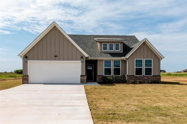 100 Greyhound Lane, Poolville, TX 76487 (MLS #14651059) :: Real Estate By Design