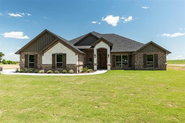 104 Greyhound Lane, Poolville, TX 76487 (MLS #14651094) :: Real Estate By Design