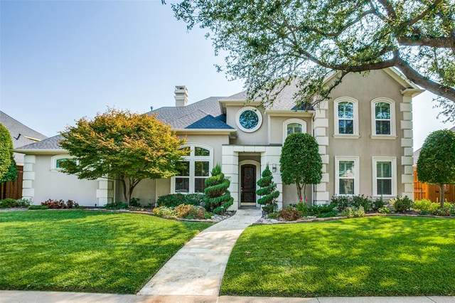 3236 Langley Drive, Plano, TX 75025 (MLS #14651102) :: Real Estate By Design