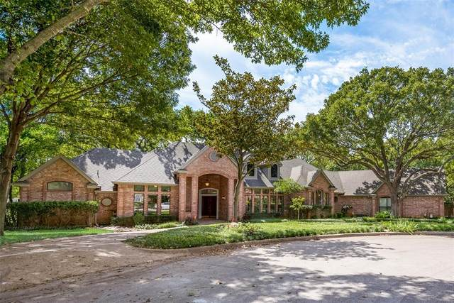 3605 Laurens Place, Colleyville, TX 76034 (MLS #14651152) :: Real Estate By Design