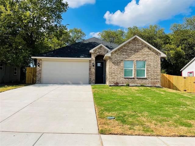 5624 Fernander Drive, Fort Worth, TX 76107 (MLS #14651160) :: Real Estate By Design