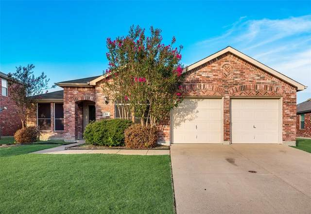 114 Redbud, Forney, TX 75126 (MLS #14651212) :: Russell Realty Group