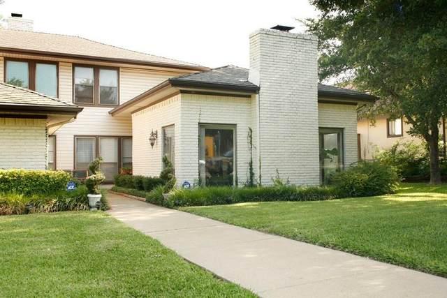 9404 Moss Farm Lane, Dallas, TX 75243 (MLS #14651231) :: Real Estate By Design