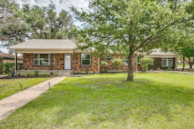7284 Hardisty Street, Richland Hills, TX 76118 (MLS #14651238) :: The Property Guys