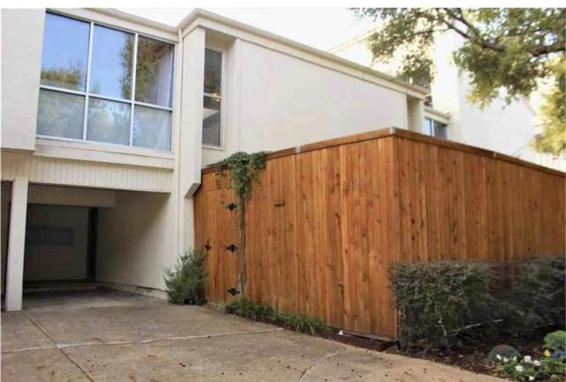 4003 Gilbert Avenue #12, Dallas, TX 75219 (#14651258) :: Homes By Lainie Real Estate Group