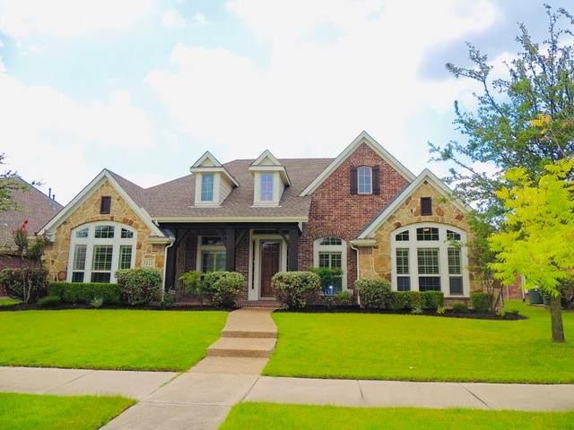 3223 Ivygreen Road, Frisco, TX 75034 (MLS #14651275) :: Real Estate By Design