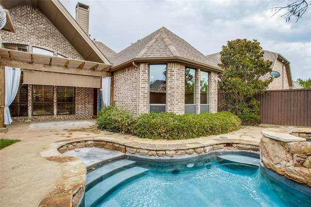 4475 Lindenwood Drive, Frisco, TX 75034 (MLS #14651305) :: Real Estate By Design