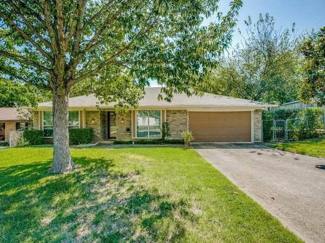 1808 Sherrye Drive, Plano, TX 75074 (MLS #14651351) :: Real Estate By Design