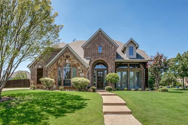 916 Pimlico Drive, Keller, TX 76248 (MLS #14651356) :: Real Estate By Design