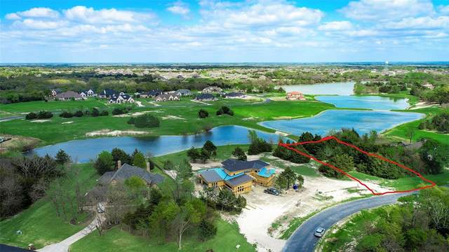 B-110 Lake Shore Drive, Mckinney, TX 75071 (MLS #14651426) :: Russell Realty Group