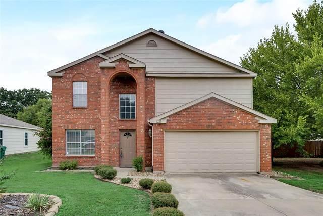 1213 Springcreek Drive, Denton, TX 76210 (MLS #14651439) :: Real Estate By Design