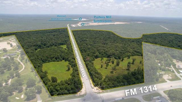 0 Fm 1314, New Caney, TX 77357 (MLS #14651506) :: Real Estate By Design