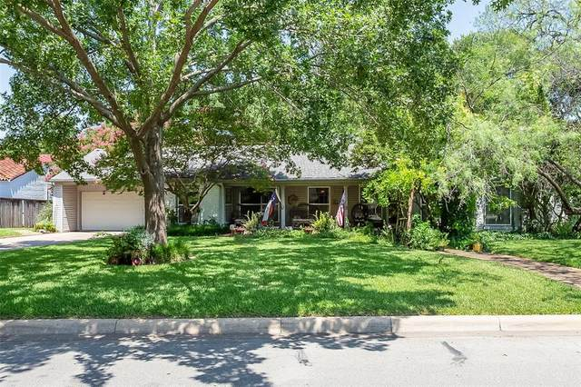 3724 Westcliff Road N, Fort Worth, TX 76109 (MLS #14651549) :: All Cities USA Realty