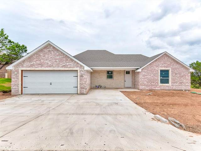 2128 Christine Drive, Granbury, TX 76048 (MLS #14651571) :: Russell Realty Group