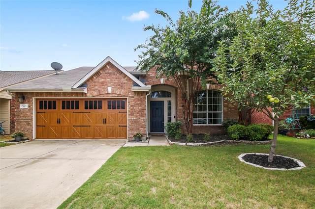 1217 Golden Eagle Court, Aubrey, TX 76227 (MLS #14651597) :: Real Estate By Design