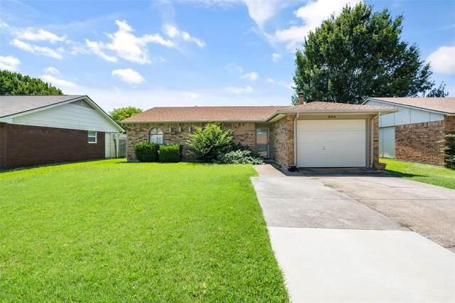 904 Grassy Glen Drive, Allen, TX 75002 (MLS #14651714) :: Russell Realty Group