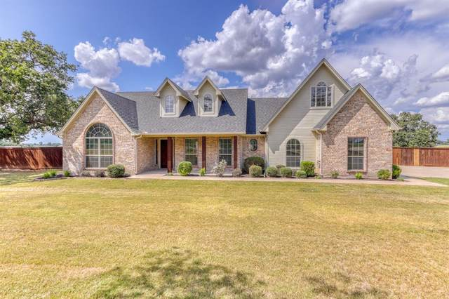 420 Olive Branch Road, Brock, TX 76087 (MLS #14651737) :: Russell Realty Group