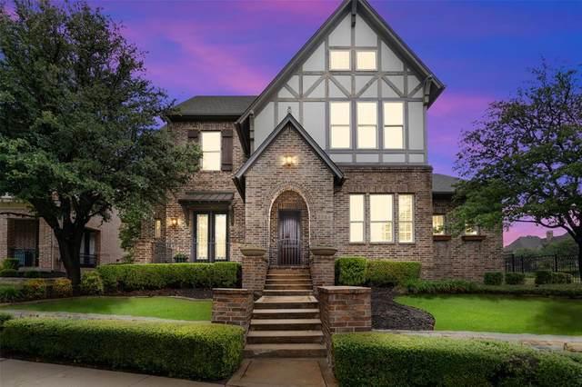 3784 Greenbrier Drive, Frisco, TX 75033 (MLS #14651826) :: Jones-Papadopoulos & Co