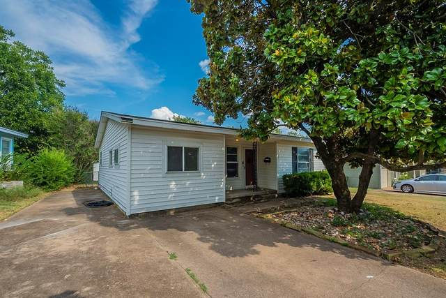 3706 Kris Street, North Richland Hills, TX 76180 (MLS #14651896) :: Real Estate By Design
