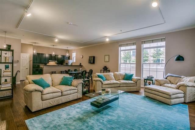 2305 Worthington Street #137, Dallas, TX 75204 (#14651923) :: Homes By Lainie Real Estate Group