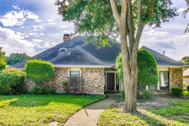 12130 Pleasant Valley Drive, Dallas, TX 75243 (MLS #14652024) :: Real Estate By Design