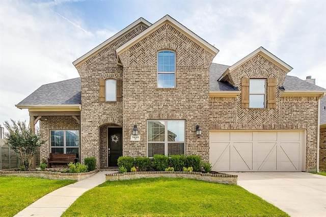 1409 7th Street, Argyle, TX 76226 (MLS #14652055) :: Real Estate By Design
