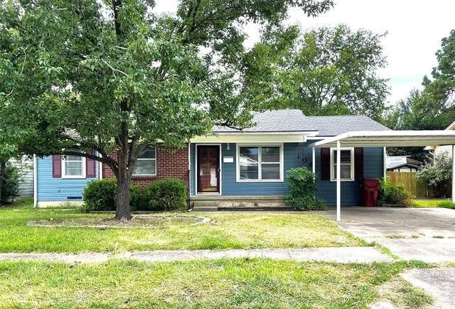 108 E Cunningham Street, Bonham, TX 75418 (MLS #14652103) :: Real Estate By Design