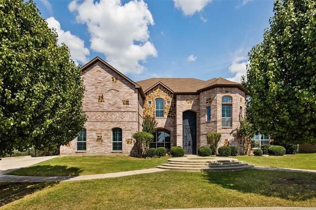 12548 Avondale Ridge Drive, Fort Worth, TX 76179 (MLS #14652194) :: The Mitchell Group