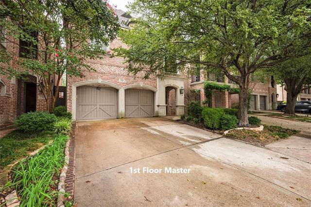 7323 Hill Forest Drive, Dallas, TX 75230 (MLS #14652195) :: The Krissy Mireles Team