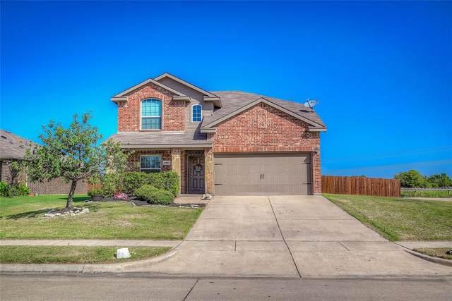 208 Dye Drive, Royse City, TX 75189 (MLS #14652235) :: The Juli Black Team