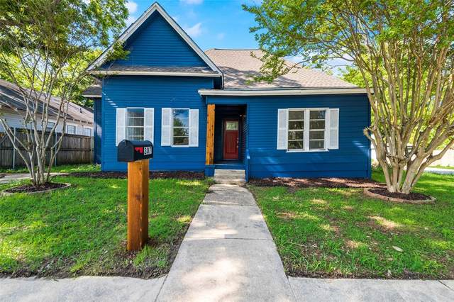 307 E Grove Street, Kaufman, TX 75142 (#14652247) :: Homes By Lainie Real Estate Group