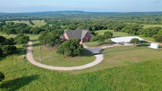 7273 Fm 677 N, Saint Jo, TX 76265 (MLS #14652272) :: Real Estate By Design