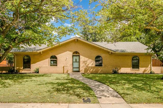 611 Glenhill Lane, Lewisville, TX 75077 (MLS #14652303) :: VIVO Realty