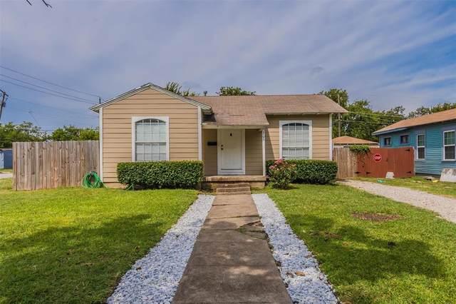 205 15th Street, Grand Prairie, TX 75050 (MLS #14652306) :: Craig Properties Group