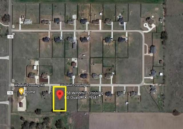 358 Windmill Crossing Road, Ovalo, TX 79541 (MLS #14652309) :: The Russell-Rose Team