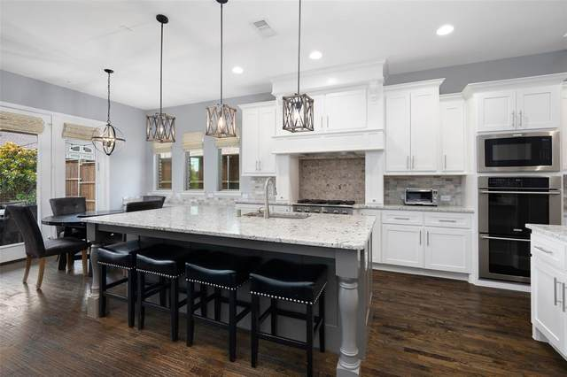 2001 Exall Street, Allen, TX 75013 (MLS #14652343) :: Craig Properties Group