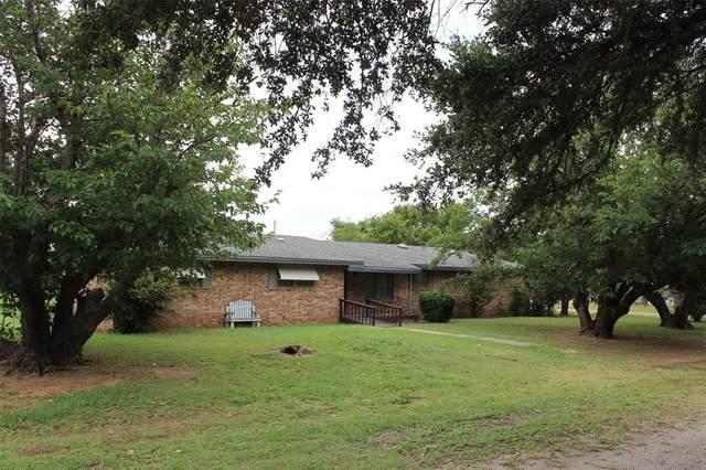 702 N 4th Street, Goree, TX 76363 (MLS #14652347) :: Real Estate By Design