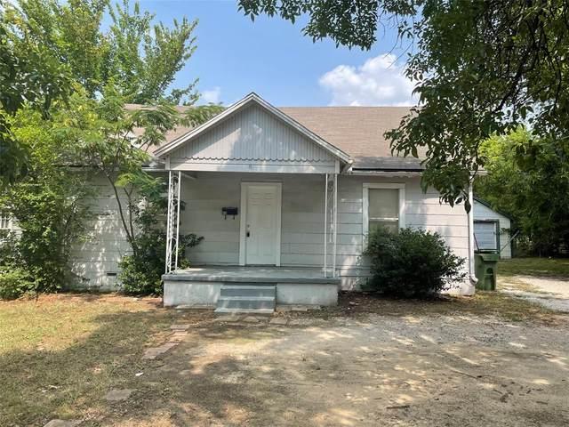 613 S Fielder Road, Arlington, TX 76013 (MLS #14652350) :: Real Estate By Design
