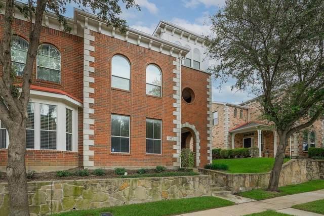 332 Legends Drive, Lewisville, TX 75057 (MLS #14652390) :: Real Estate By Design