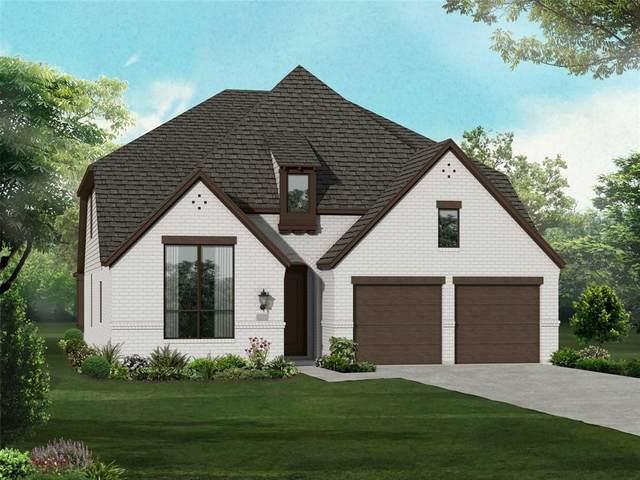 2252 Longspur Drive, Aledo, TX 76008 (MLS #14652426) :: Real Estate By Design