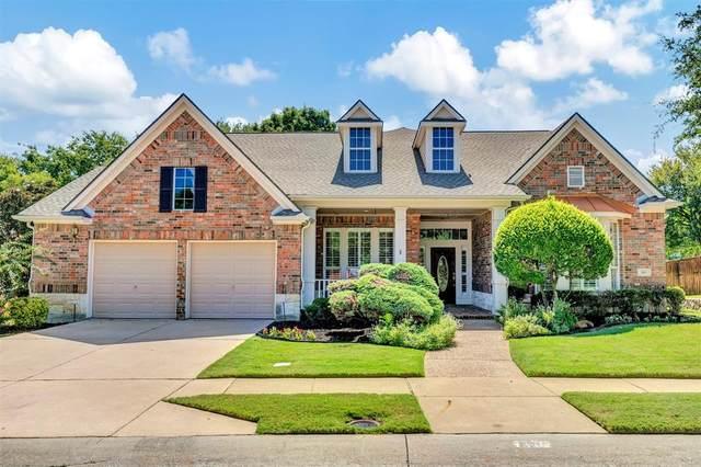 809 Hackberry Ridge Drive, Mckinney, TX 75072 (MLS #14652461) :: Real Estate By Design