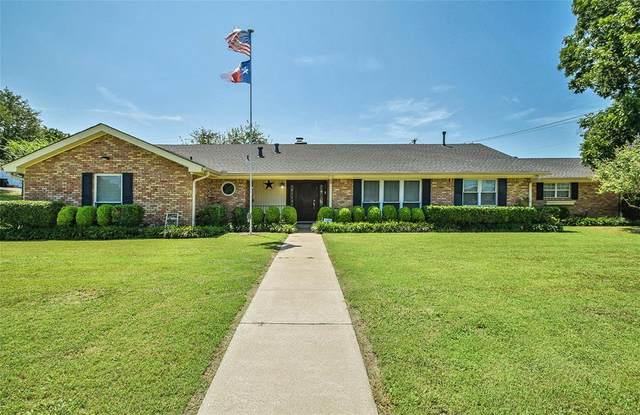 1 Arthur Drive, Edgecliff Village, TX 76134 (MLS #14652488) :: Craig Properties Group