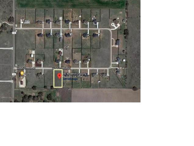 350 Windmill Crossing Road, Ovalo, TX 79541 (MLS #14652570) :: The Russell-Rose Team