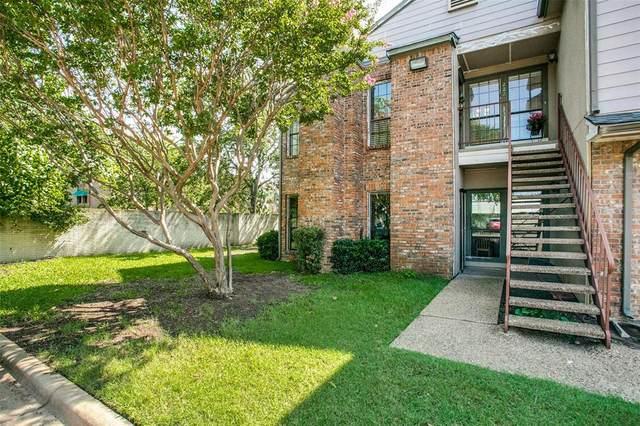 3101 Townbluff Drive #222, Plano, TX 75075 (MLS #14652576) :: The Good Home Team