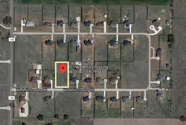 357 Windmill Crossing Road, Ovalo, TX 79541 (MLS #14652654) :: The Russell-Rose Team
