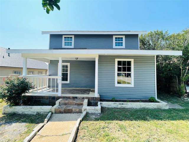 2903 Lee Avenue, Fort Worth, TX 76106 (MLS #14652692) :: Real Estate By Design