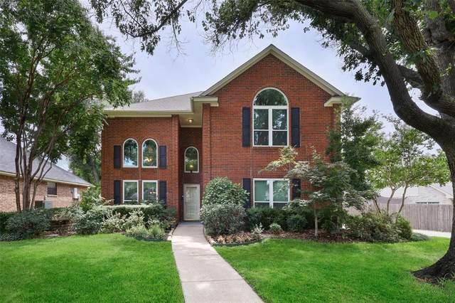 5006 Morris Heights Drive, Arlington, TX 76016 (MLS #14652707) :: Maegan Brest | Keller Williams Realty