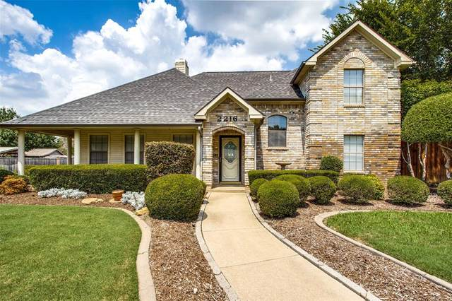 2216 Morriss Court, Flower Mound, TX 75028 (MLS #14652717) :: Real Estate By Design