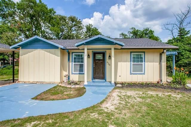 926 N Main Street, Grand Saline, TX 75140 (MLS #14652722) :: Frankie Arthur Real Estate